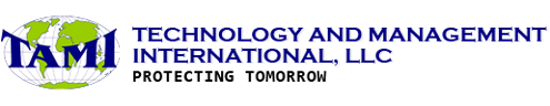 Logo, Technology and Management International, LLC - Defense Contractors